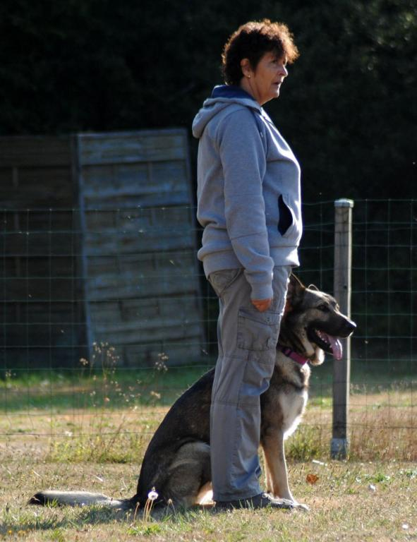 Miss Beagle et Gaëlle